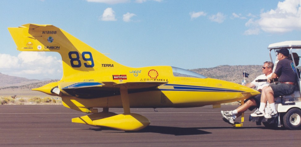 Reno Air Races - 1997